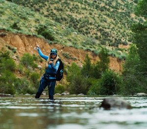 How to Take the Perfect Fly Fishing Photo