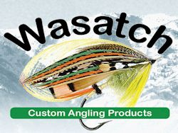 Wasatch Custom Angling logo