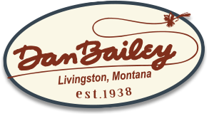 Dan Bailey Fly Shop logo