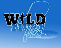 Wild River Flies Logo