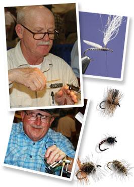 Join the Fly Tying Group